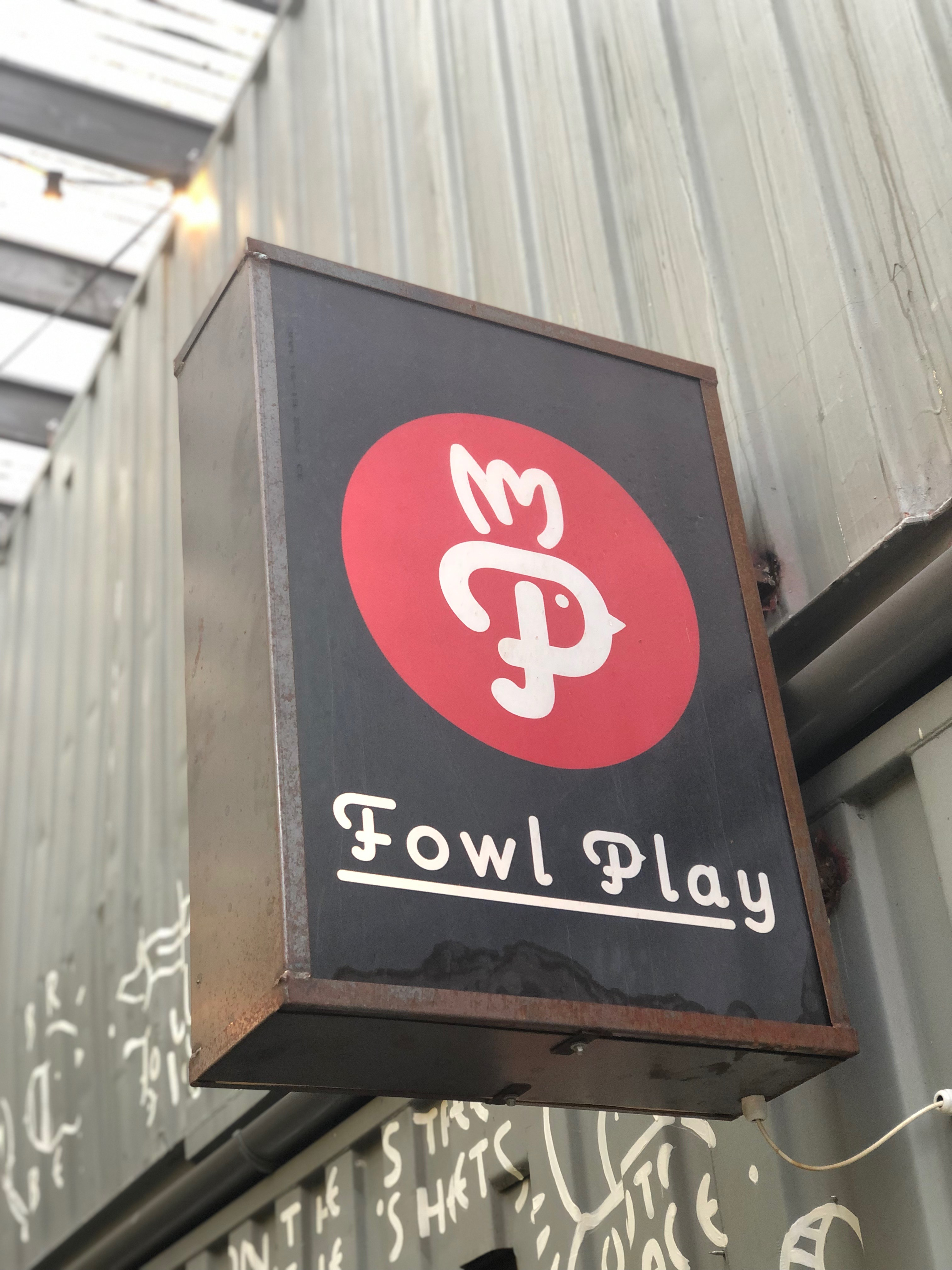 Fowl Play Food